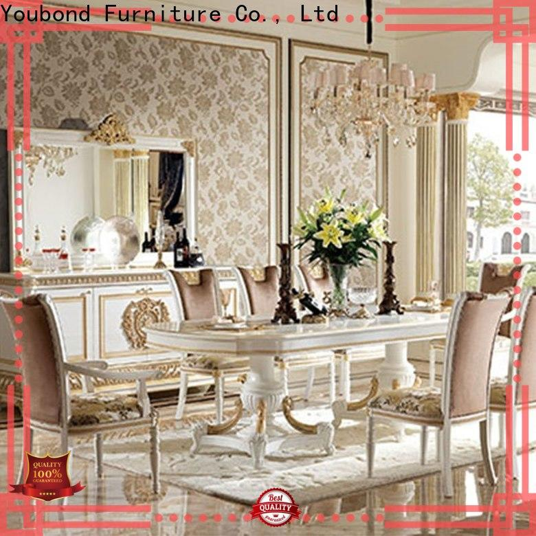 Custom classic kitchen chairs factory for sale