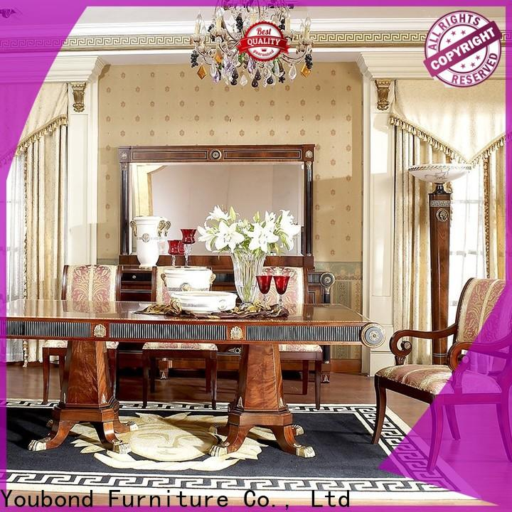 Senbetter wood dining room sets factory for collection