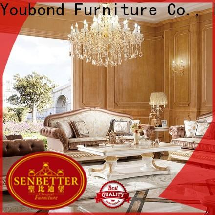 Senbetter traditional living room furniture sets for business for home