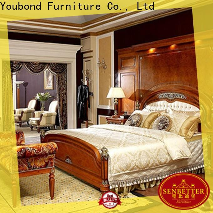 Top traditional master bedroom furniture supply for sale