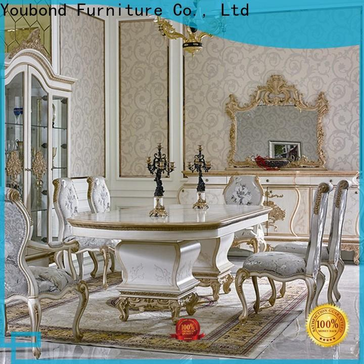 Best tuscan dining room furniture factory for villa
