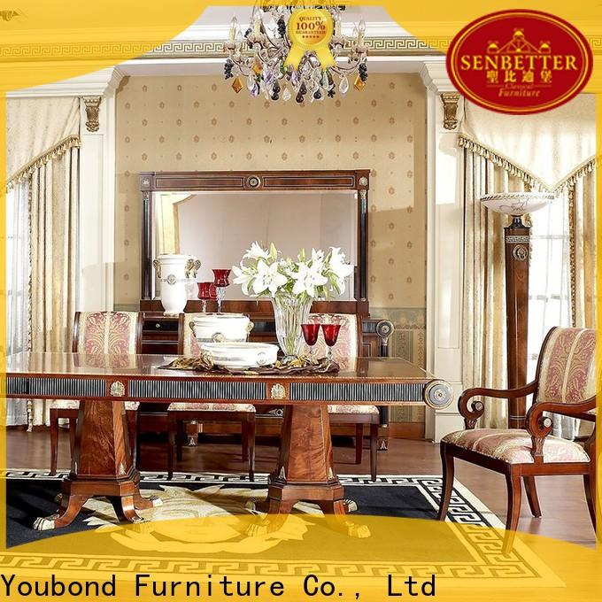 Senbetter casual dining room sets manufacturers for collection