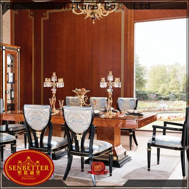Senbetter Wholesale white wood dining chairs company for collection