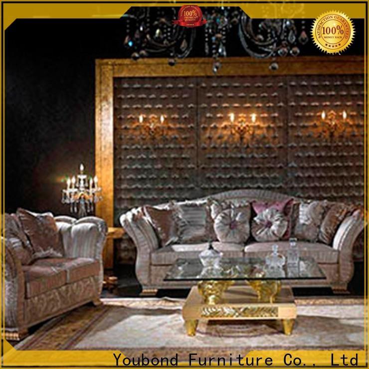 Senbetter white living room furniture supply for villa