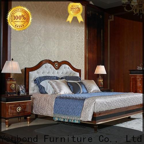 Top pine bedroom furniture sets suppliers for royal home and villa