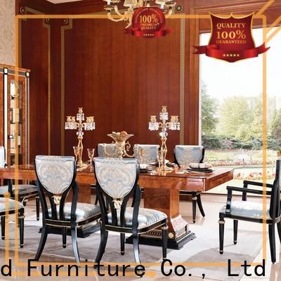 Senbetter Latest wooden dining table designs factory for villa