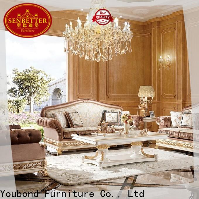 Senbetter reclining living room furniture factory for hotel