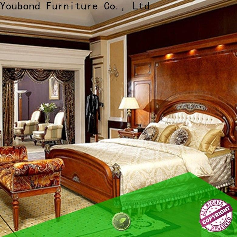 Top white french bedroom furniture factory for decoration