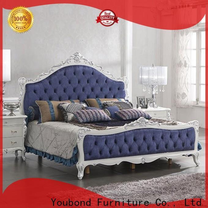 Custom childrens white bedroom furniture factory for sale