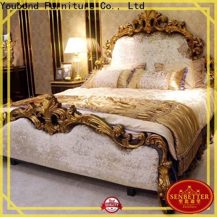 Senbetter modern contemporary bedroom sets company for royal home and villa