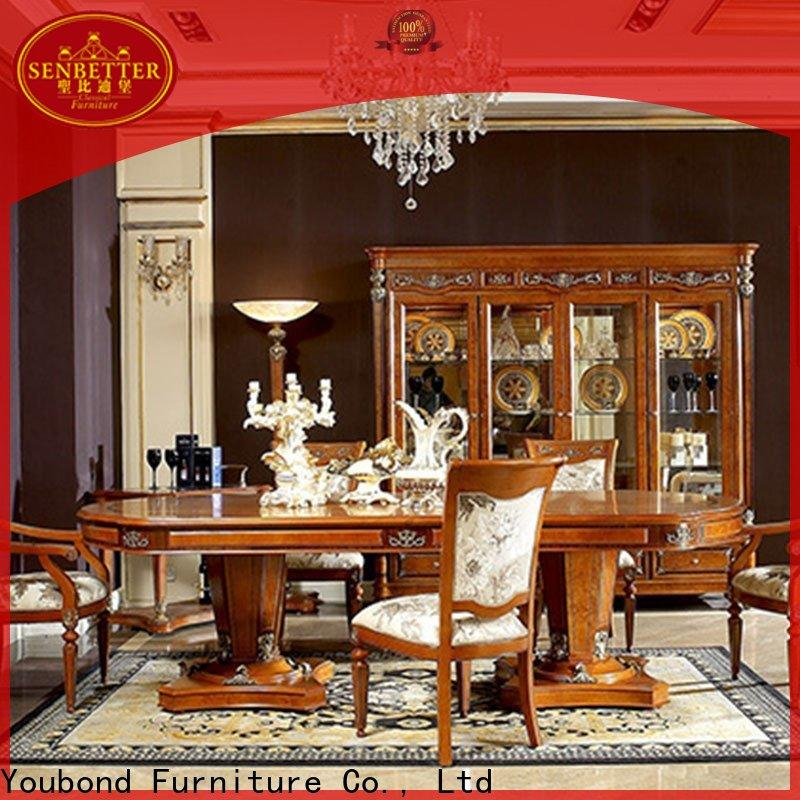 Senbetter legacy dining table and chairs factory for collection