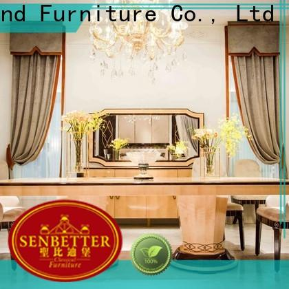 Senbetter Best modern luxury furniture brands supply for hotel