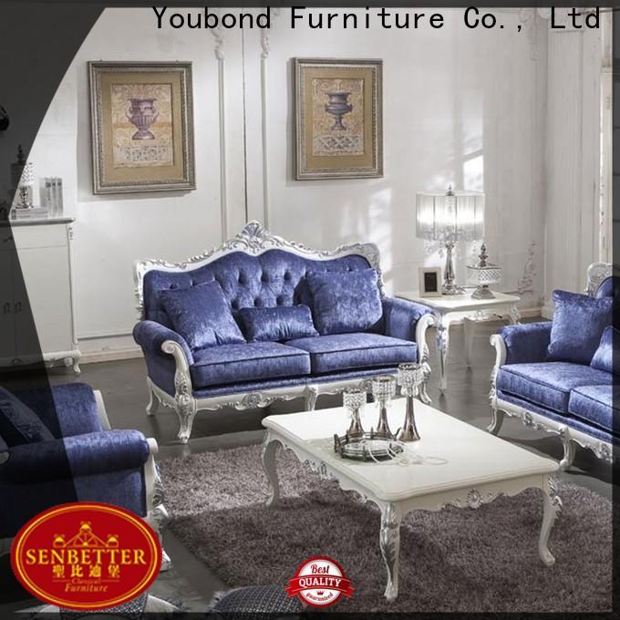 Senbetter Custom living room furniture design company for hotel
