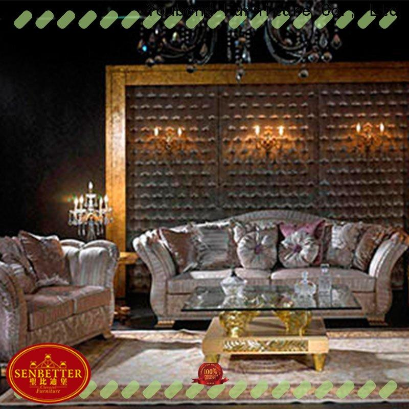 Senbetter Latest exclusive living room furniture company for hotel