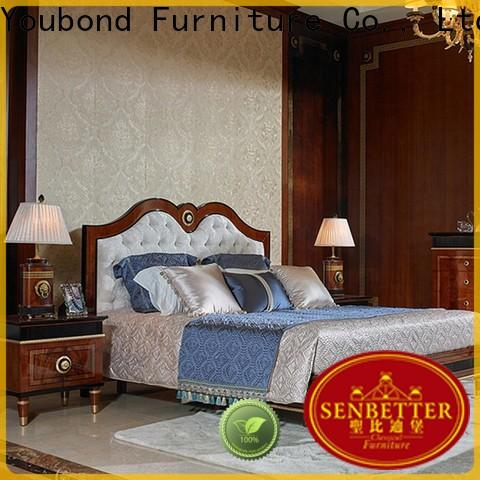 Senbetter Top modern contemporary bedroom sets manufacturers for decoration