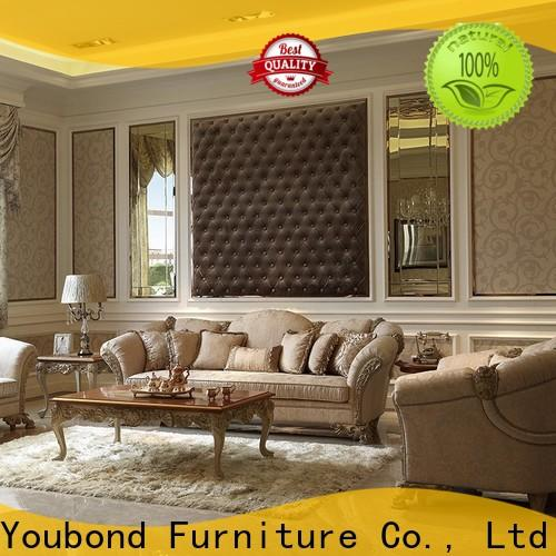 Senbetter sala set furniture suppliers for villa