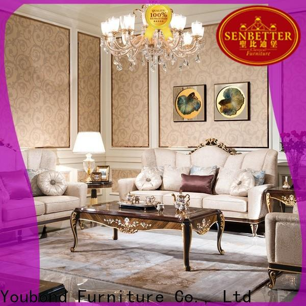 High-quality classic living room sets for business for home
