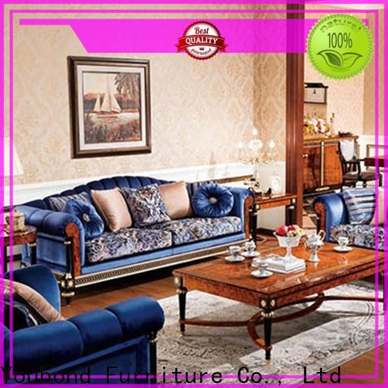 Senbetter traditional sofas living room furniture company for villa