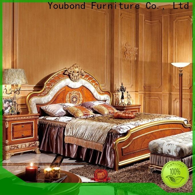 Senbetter traditional master bedroom sets suppliers for royal home and villa