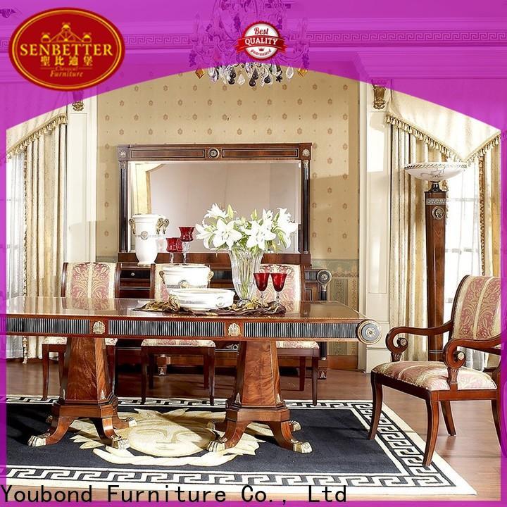 Custom casual dining room furniture supply for villa
