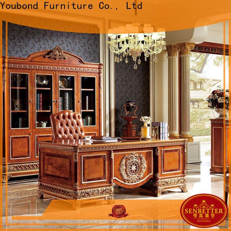 Wholesale classic office desk for business for villa
