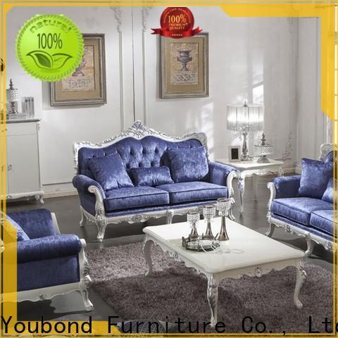 Senbetter luxury living room sets factory for villa