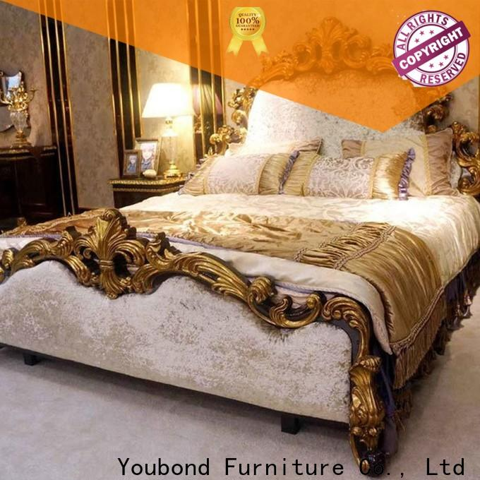 Senbetter wood bedroom furniture sets company for royal home and villa