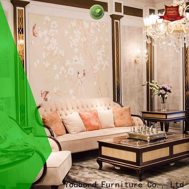 Senbetter Top fancy living room furniture factory for home