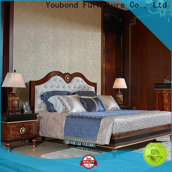 Senbetter canopy bedroom sets factory for royal home and villa
