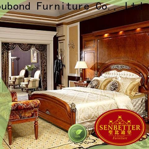 Senbetter New royal bedroom set for business for sale