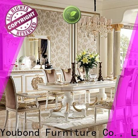 Senbetter Wholesale italian wood dining table and chairs for business for home