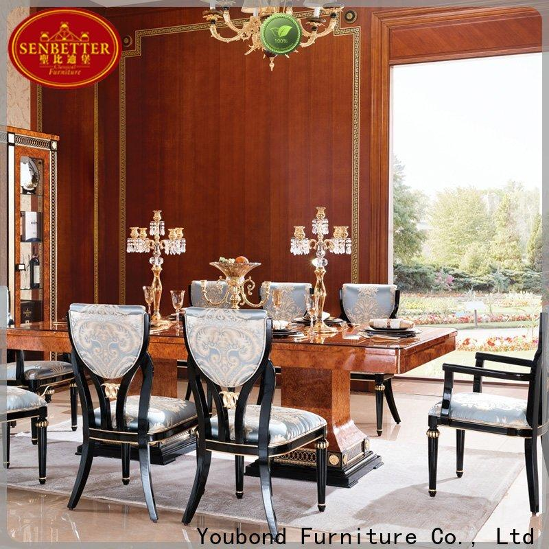 Senbetter classic dining room company for villa