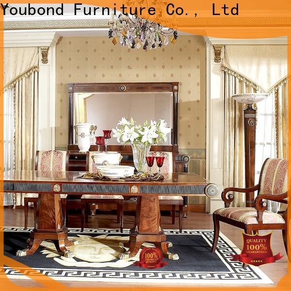 Senbetter italian style dining furniture factory for hotel