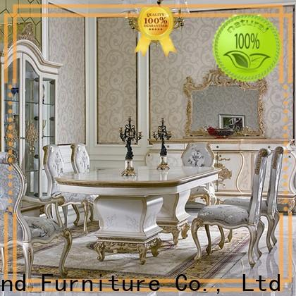 Senbetter Wholesale wooden dining table and chairs factory for hotel