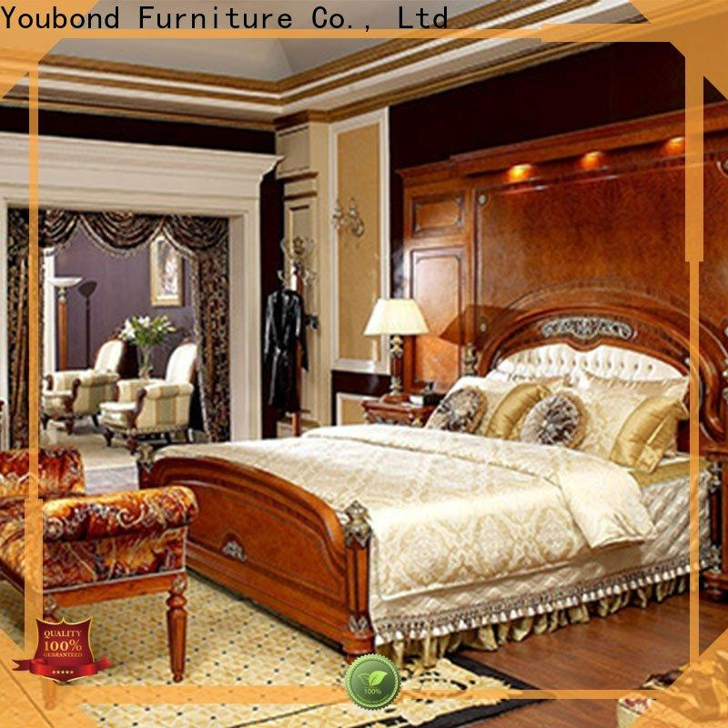 High-quality bedroom furniture packages suppliers for decoration