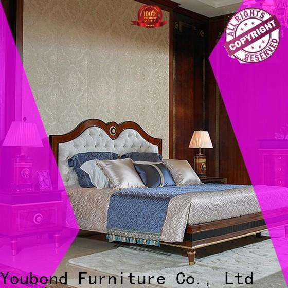 Best girls white bedroom furniture supply for royal home and villa