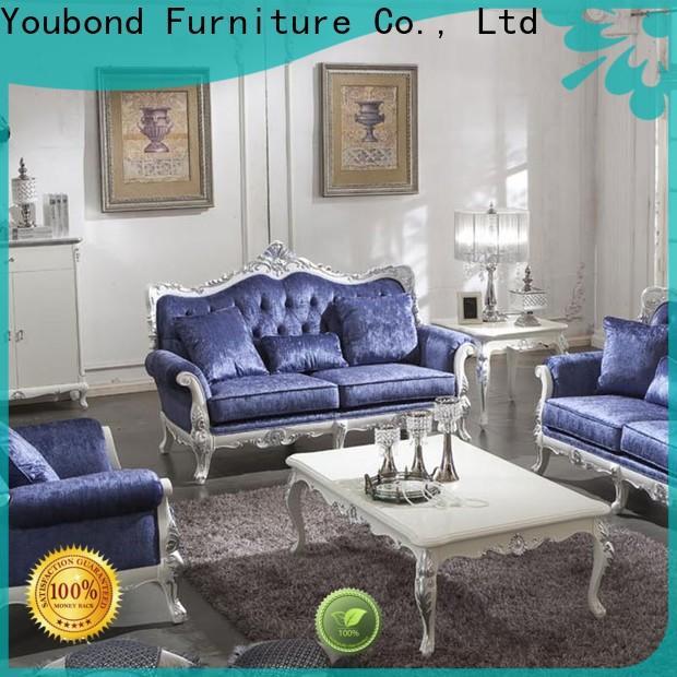 Senbetter Best black living room furniture sets suppliers for villa