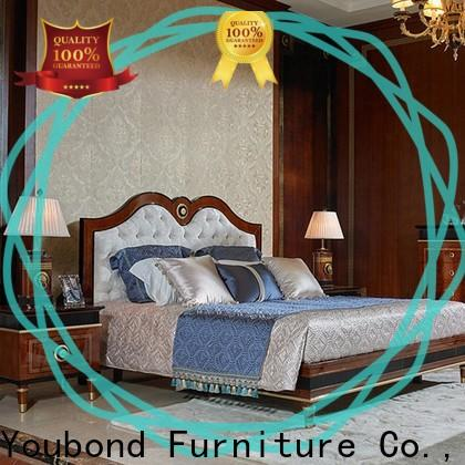 Senbetter High-quality full bedroom furniture sets suppliers for royal home and villa