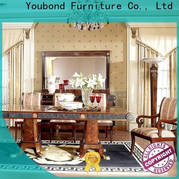 Senbetter classic dining room sets supply for villa