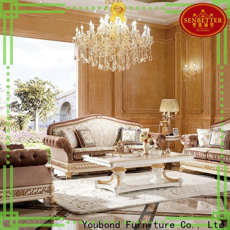 Senbetter Top traditional style living room furniture for business for living room