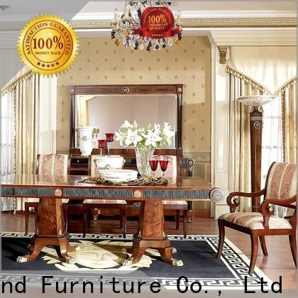 Senbetter country dining room furniture for business for villa