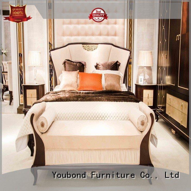 veneer oak bedroom furniture design solid
