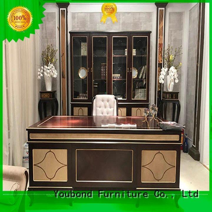 desk furniture gold classic office furniture luxury