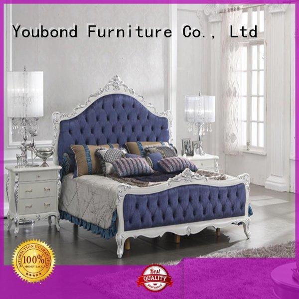 mahogany solid wood bedroom furniture solid bedroom Senbetter
