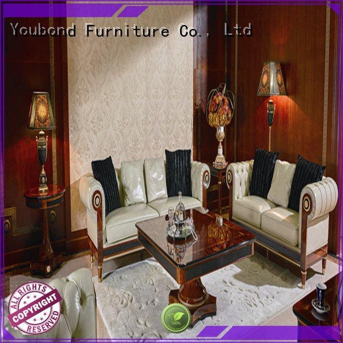 Senbetter Brand luxury white lifestyle white living room furniture