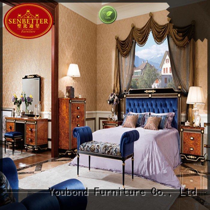 design simple oak bedroom furniture Senbetter