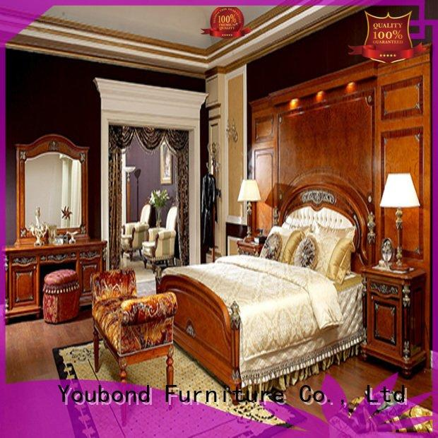 oak bedroom furniture design solid wood bedroom furniture Senbetter