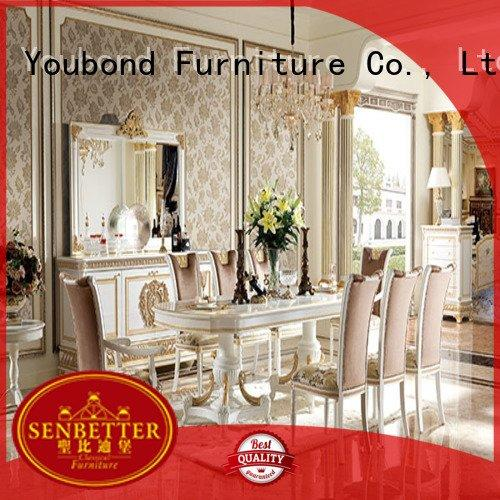 luxury dining Senbetter dinette sets