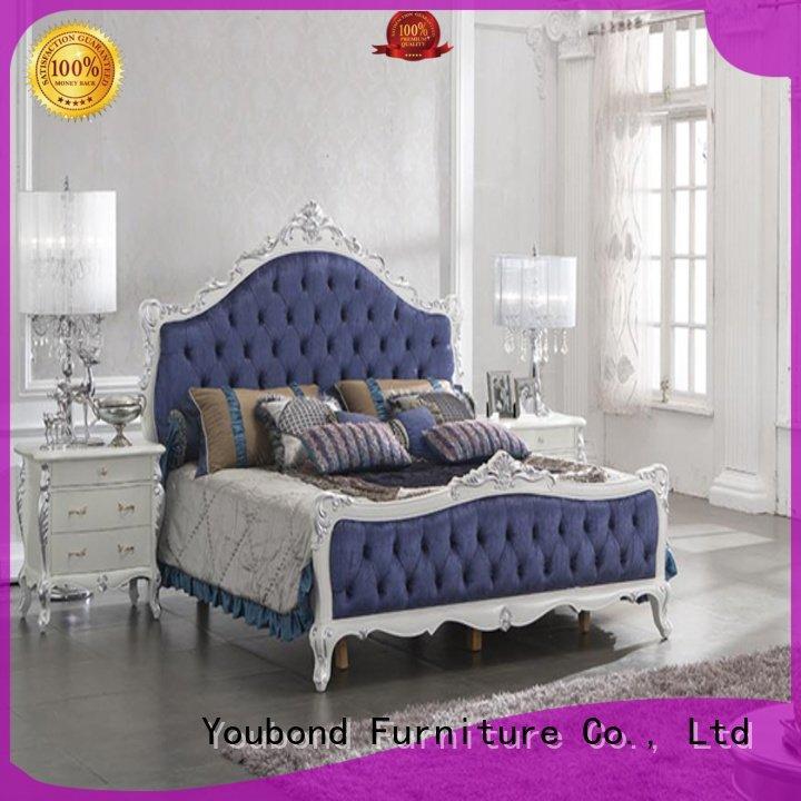 Senbetter gross solid solid wood bedroom furniture bedroom mahogany