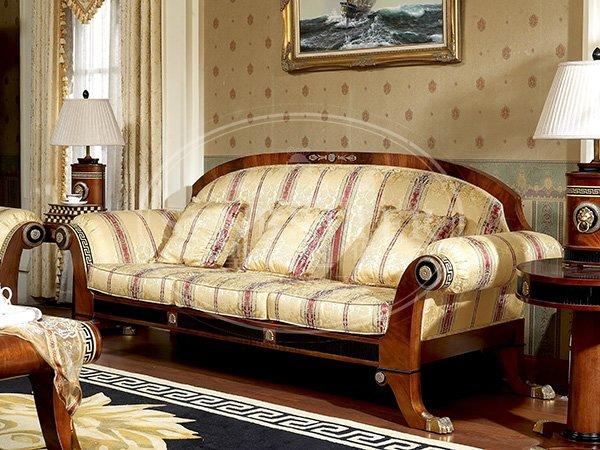 Senbetter wooden living room sofa sets on sale supply for villa-3
